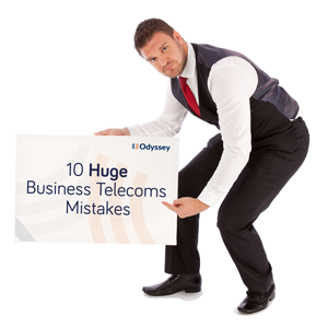 10 Business Telecoms Mistakes