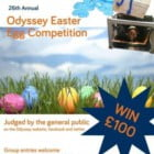 Odyssey Easter Egg Competition